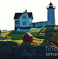 Joy Bradley - Morning At Nubble...
