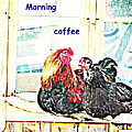 Hilde Widerberg - Morning Coffee With My...
