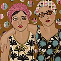 Stephanie Cohen - Mother and Daughter