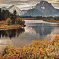 Carolyn Rauh - Mount Moran