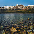 Mitch Shindelbower - Mount Tallac View From...