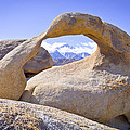 Priya Ghose - Mount Whitney Framed By...