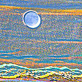 Lenore Senior and Dawn Senior-Trask - Mountain Moonrise 2