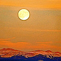 Lenore Senior and Dawn Senior-Trask - Mountain Moonrise