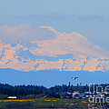 Tap On Photo - Mt. Baker of Pacific...