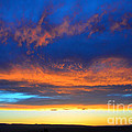 Debra Thompson - Multicolored Sunset