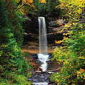 Rachel Cohen - Munising Falls in October