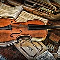 Paul Ward - Music - The Violin