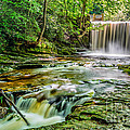 Adrian Evans - Nant Mill Waterfall