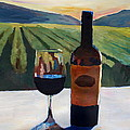 M Bleichner - Napa Valley Wine Bottle...