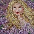 Natalie Holland - Natalie In Lilacs