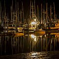 Melissa Stramel - Neah Bay at Night