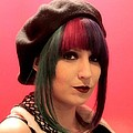 James Stough - Neon Hair with Beret