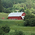 Catherine Gagne - New Hampshire Barn