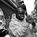 Steve Archbold - New Orleans brass band