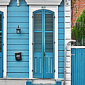Christine Till - New Orleans Front Door