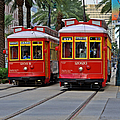 Christine Till - New Orleans Streetcars