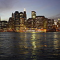 Ganesh Krishnan - New York City Skyline
