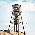 Gary Heller - New York Water Towers 9...