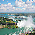 Charline Xia - Niagara Falls in Summer