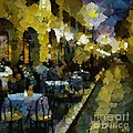 Dragica  Micki Fortuna - Night cafe