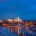 Alexander Senin - Night View Of Moscow...