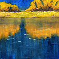 Nancy Merkle - Nisqually Reflection