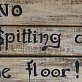 Kathy Peltomaa Lewis - No Spitting On The Floor