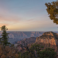 Brian Harig - North Rim Sunrise 1 -...