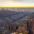 Brian Harig - North Rim Sunrise...