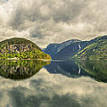 Angela A Stanton - Norway Serenity in...