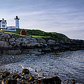 Joan Carroll - Nubble Dawn