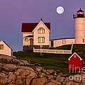 Jerry Fornarotto - Nubble Lighthouse and...