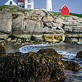 Scott Thorp - Nubble Lighthouse at low...