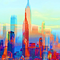 Regina Geoghan - NY Impression-Sunrise to...