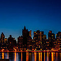 Randy Scherkenbach - NYC Blue Hour