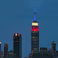 Regina Geoghan - NYC in Red White and Blue