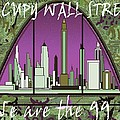 Peter Art Gallery  - Paintings Photos Prints Posters - Occupy Wall Street - We...
