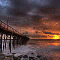 Peter Tellone - Oceanside Pier Perfect...