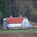 Roger Reeves - Ohop Valley Barn