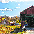 Randall Branham - Old Barn And Older...
