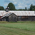 Catherine Gagne - Old barn in Vermont