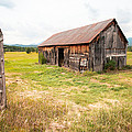 Gary Heller - Old barn on Highway 86 -...