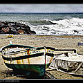 Pedro L Gili - Old Beached Boat