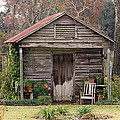 Ronald Olivier - Old Cajun house