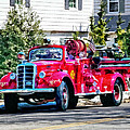 Susan Savad - Old Fashioned Fire Truck