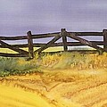 Carolyn Doe - Old Fence