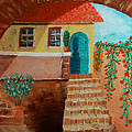 Peter Kallai - Old house in tuscany