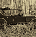 Thomas Woolworth - Old Jalopy Behind The...