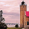 Lydia Holly - Old Mackinac Point...